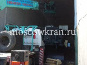 Автовышка Moscowkran
