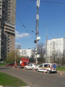 Автовышки Москоукран