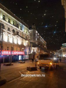 Новогоднее украшение города
