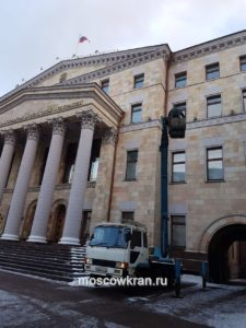 Ремонт зданий ген прокуратуры г. Москвы