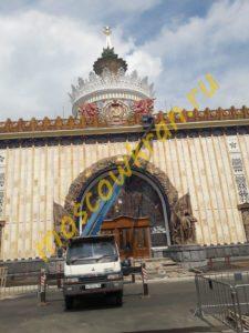 Реконструкция памятника архитектуры